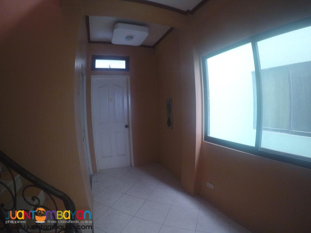 20k For Rent Unfurnished House in Talamban Cebu City - 4 BR