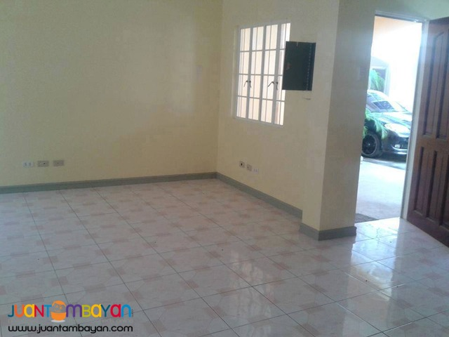 For Rent Unfurnished House in Paknaan Mandaue City Cebu - 3BR