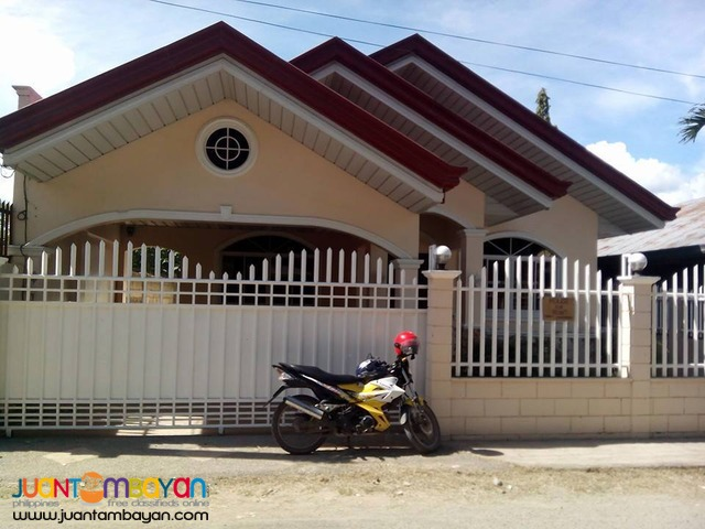 For Rent Unfurnished House in Consolacion Cebu - 3 Bedrooms