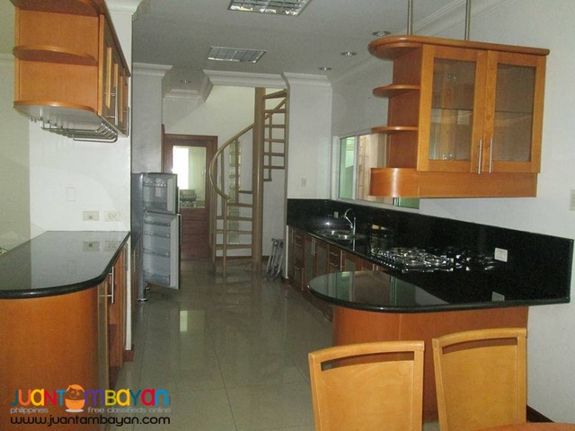 For Rent Furnished House in Guadalupe Cebu City - 4 Bedrooms