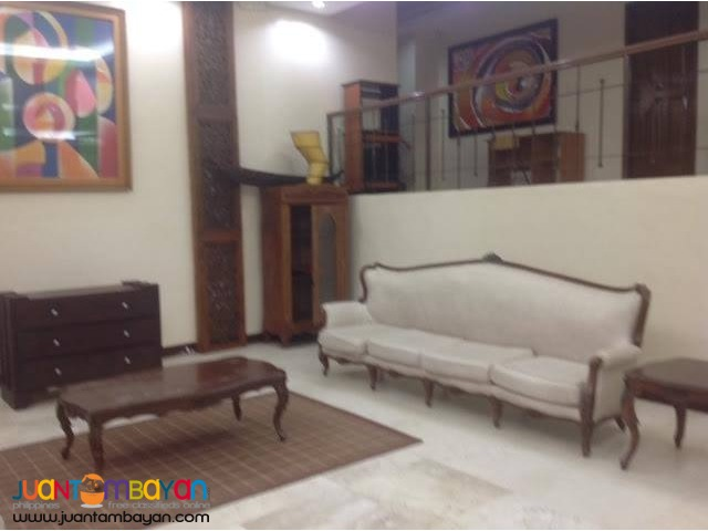 For Rent Furnished House in Banilad Cebu City - 5 Bedroom