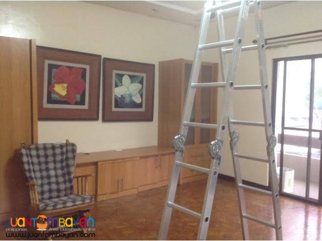 For Rent Furnished House in Banilad Cebu City - 5 Bedroom
