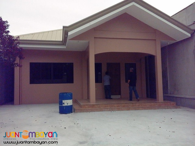 For Rent Furnished House in Lahug Cebu City - 3 Bedrooms