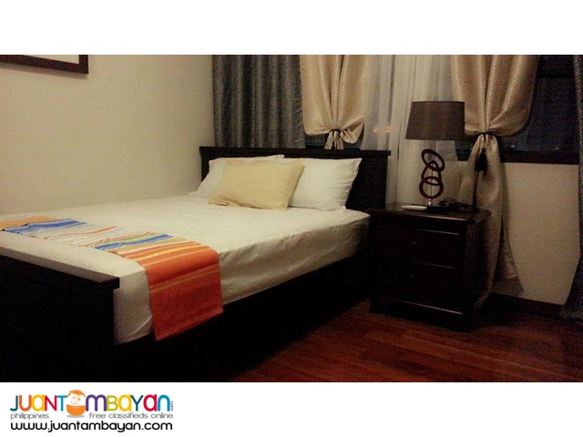 For Rent Furnished Condo Unit in Cebu Business Park - 3 Bedrooms