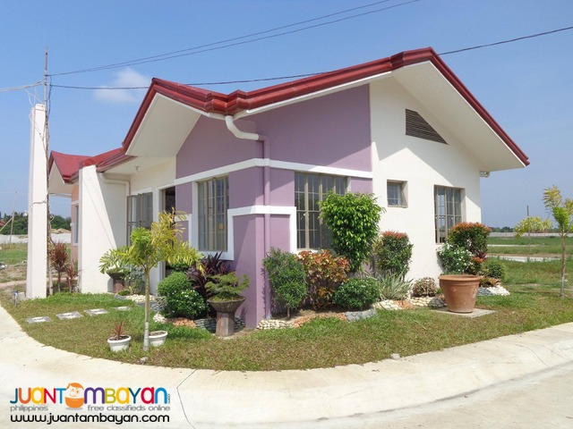 BUNGALOW HOUSE(belle) w/ parking,TILES(COMPLETE) at BAMBOO heights