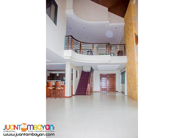 For Rent Unfurnished House in Busay Cebu City - 4 Bedrooms