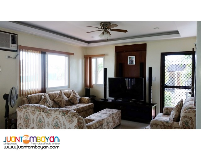 Beautiful Furnished House for Sale in Angeles City