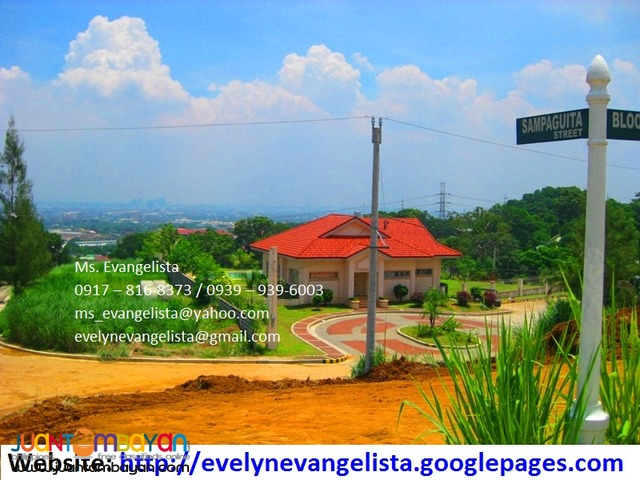 Res. Lot for sale in Glenrose East Res. Estates Taytay Rizal