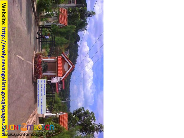 Res. lot for sale in Brgy. Inarawan Antipolo City Kingsville Heights