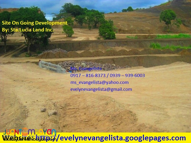 Res. lot for sale in Olalia Road Antipolo City Summer Hills