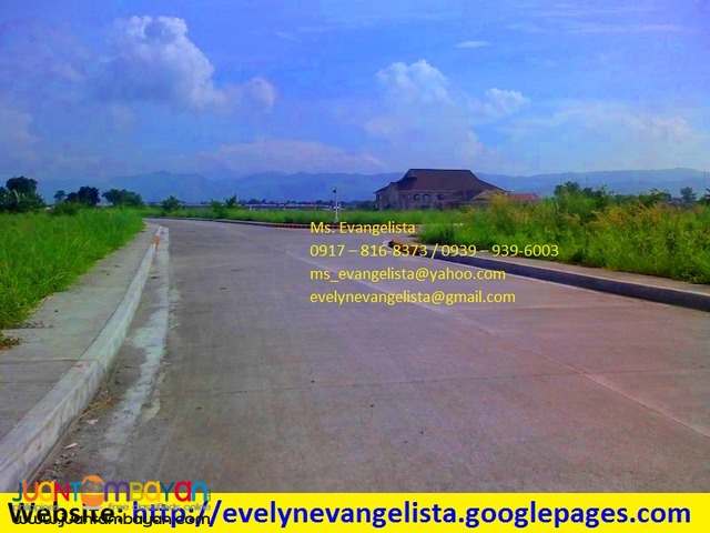 Res. lot for sale in Concepcion Marikina City Woodridge Heights