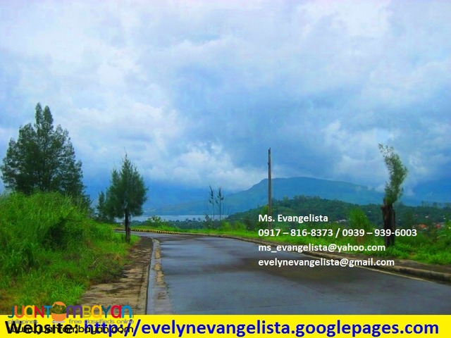 Res. lot for sale in Calaambales Alta Vista Royale