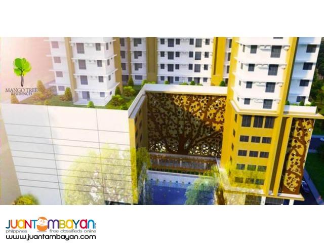 Rent to own a condo in san juan,near ortigas and cubao