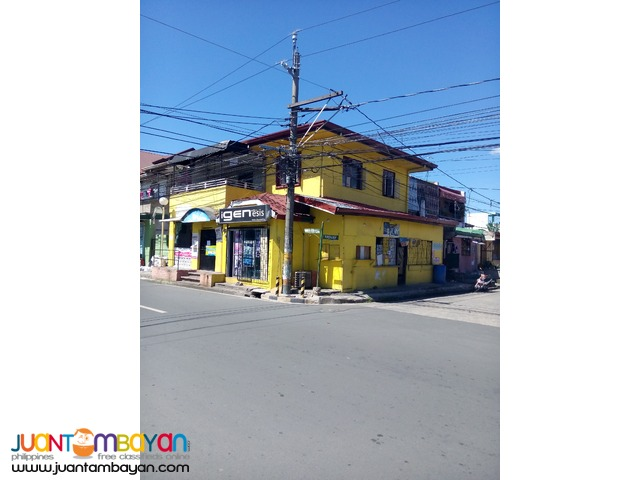 commercial residential with 45k monthly income las pinas city