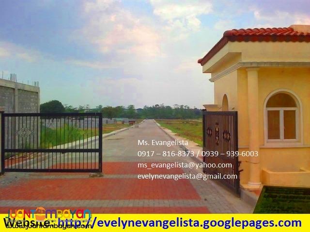 Res. lot for sale in Bignay Valenzuela City Glenrose North