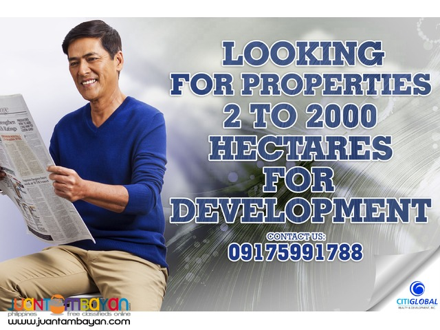 Looking for hot spring properties