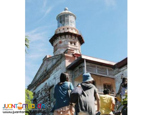 Ilocos tour package, at Fort Ilocandia, group of 6