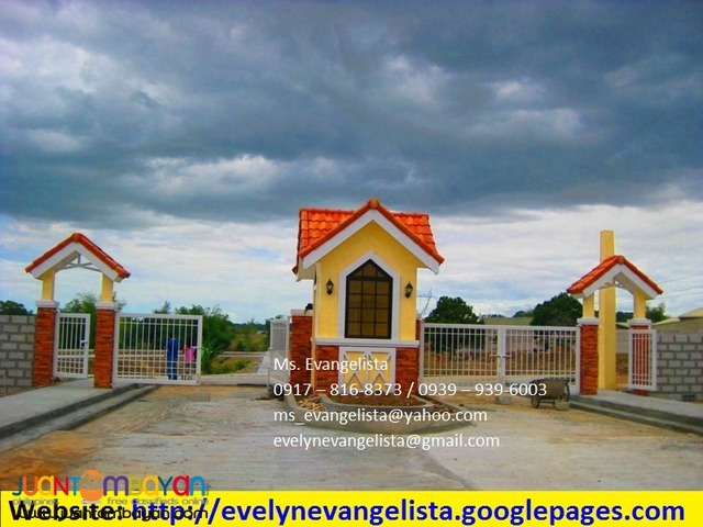 Res. lot for sale in Sta. Maria Bulacan - Glenwoods North