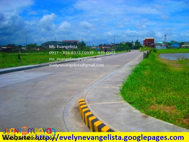 Res. lot for sale in Malanday Valenzuela City ITC Woodlands