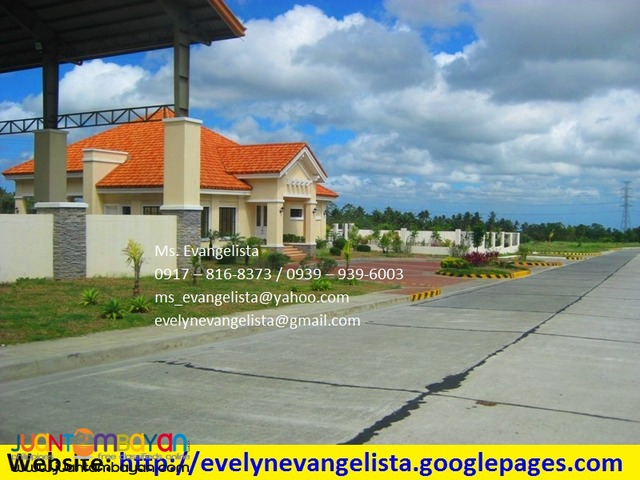 Res. lot for sale in Alfonso Cavite Ridgewood Heights
