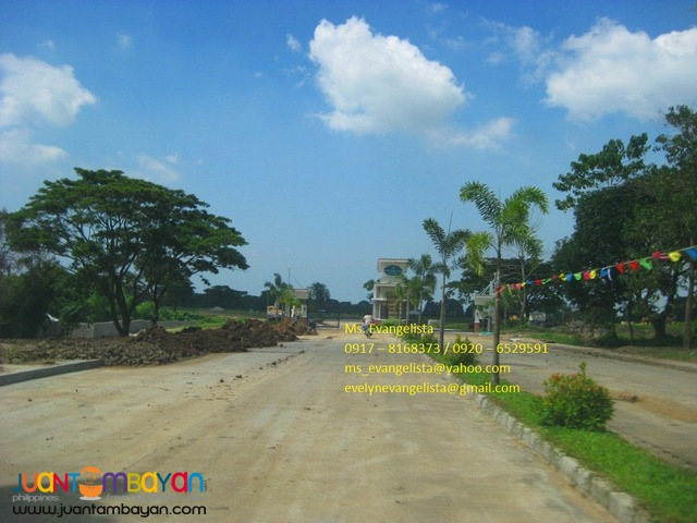 Res. lot for sale in Trece Martires, Cavite Sugarland Estates