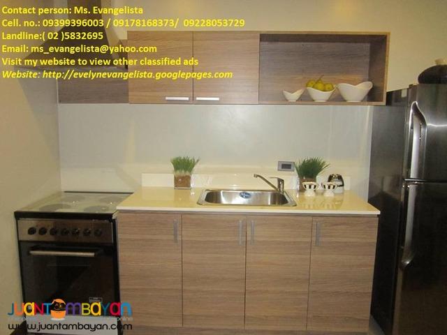 Condo for sale Studio Type Monte carlo