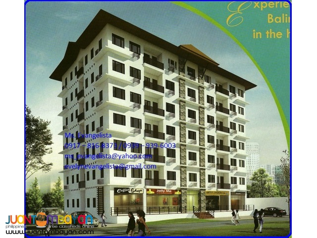 Condominium in Bali Garden Residences 2 Bedroom