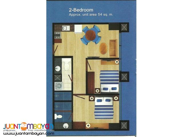 Condominium in Santorini two bedroom