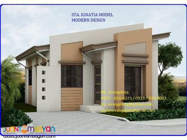 House and lot in Ponte Verde Sta. Ignatia Model