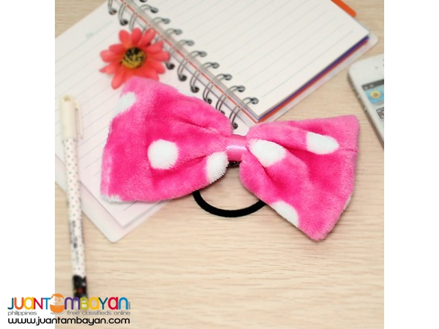 BOW PONYTAIL  Reference: 61F89