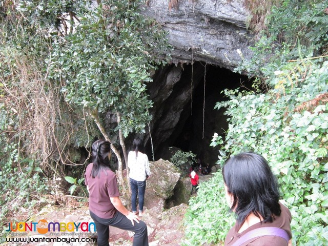 Sagada Tour Package w/side trip to Baguio