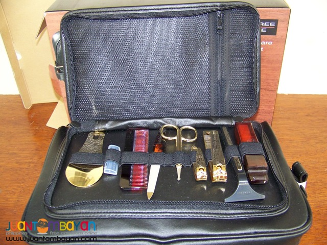 Round Tree & Yorke Personal Care Travel Kit. From Dillard's, USA.