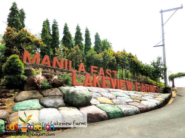 Manila East Lakeview Farms In Morong Rizal