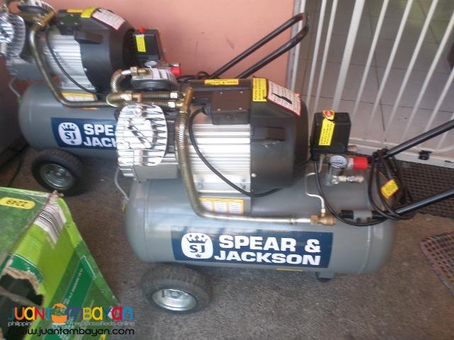Compresor 2.5hp 220v 180psi doble piston brandnew