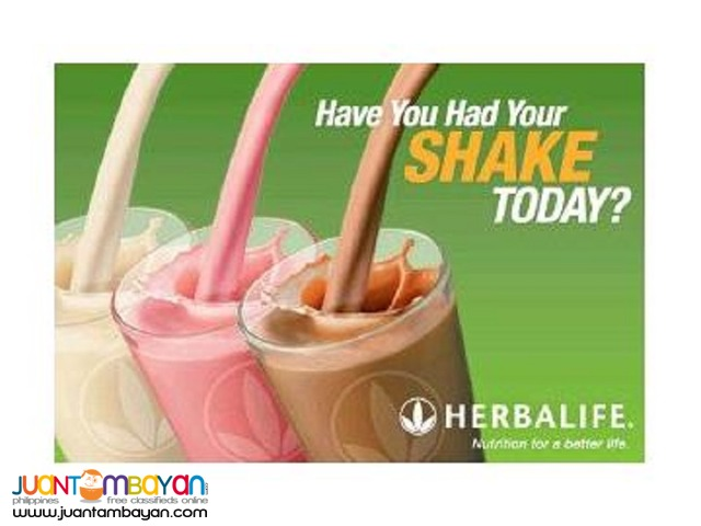 Lose Weight Look Great with Healthy Nutrition of Herbalife