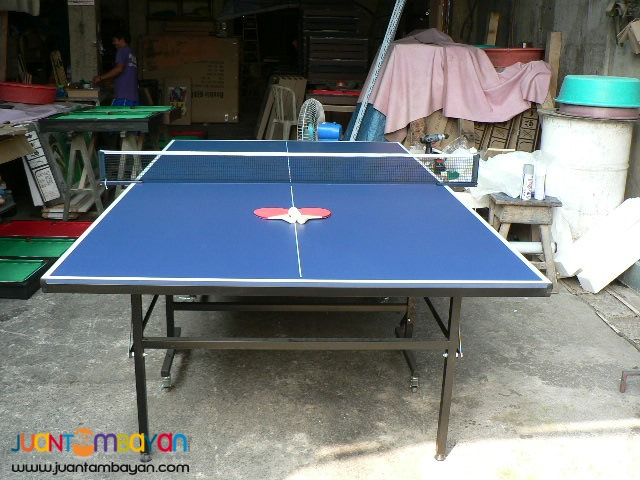 Table Tennis with Wheels