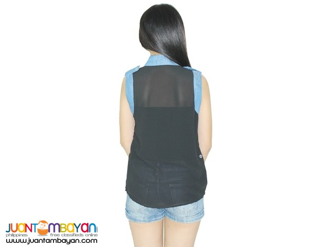 PURECOLOR BLOUSE  Reference: NU125