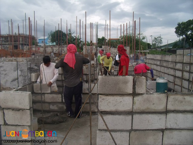 Civil and Electrical Works and other Services