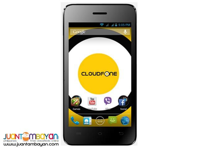 Cloudfone Geo 401q+