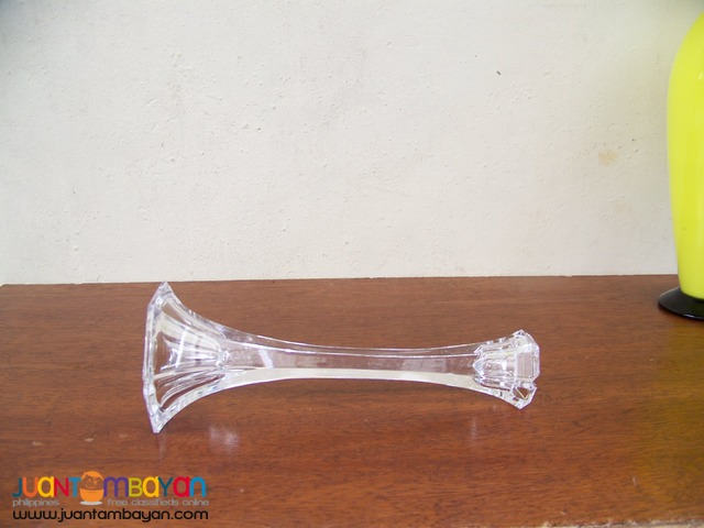 P1005 Crystal Candle Holder