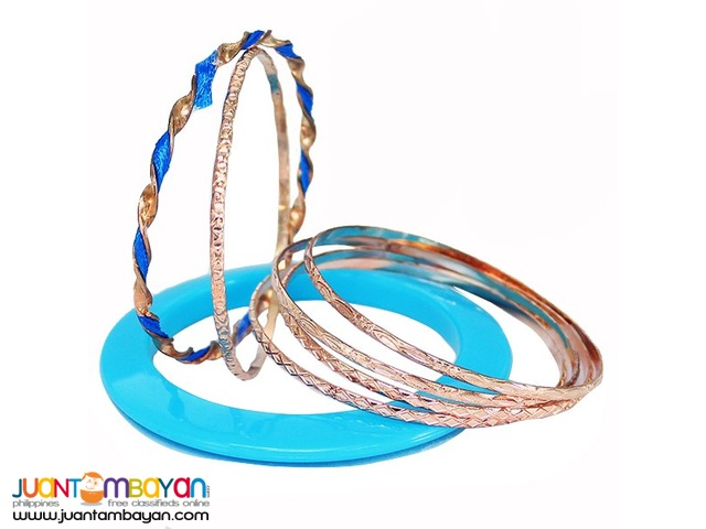 SEVEN BANGLES  Reference: 56H87