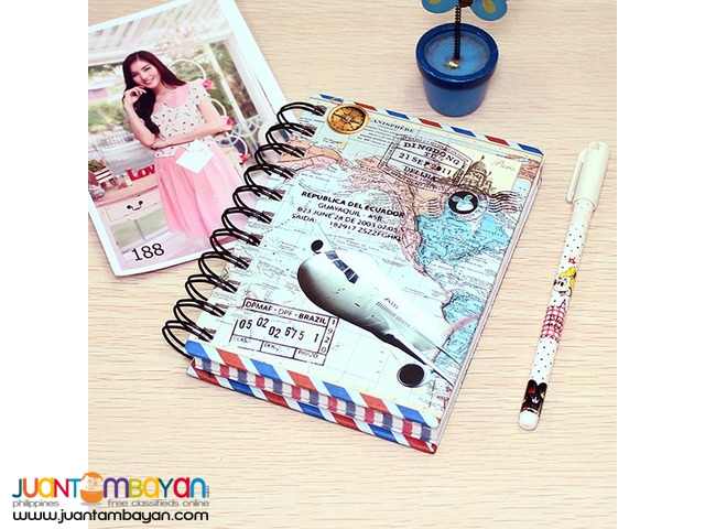 AIRMAIL NOTEBOOK  Reference: 27B95
