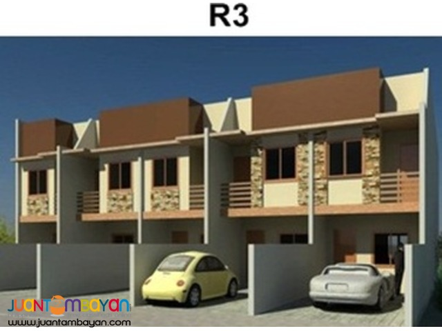 Affordable Townhouse in Gatchalian Subd., Las Piñas City