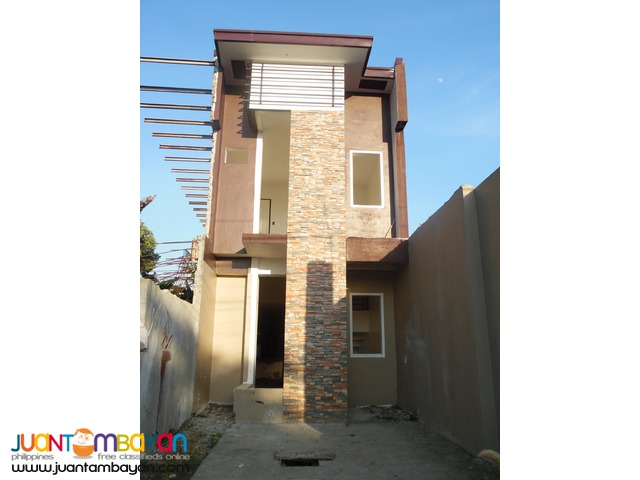 Affordable Townhouse in Lilles Ville, North Caloocan City
