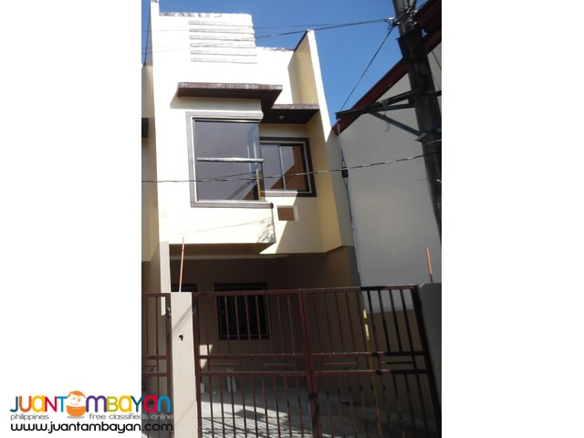 Affordable Townhouse in Greenfields  Subd., Novaliches, Quezon City