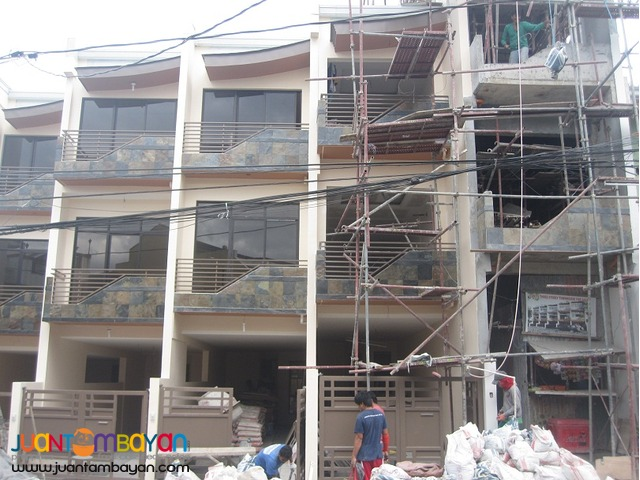 FOR SALE! Brand New Townhouse in Project 8 Quezon city