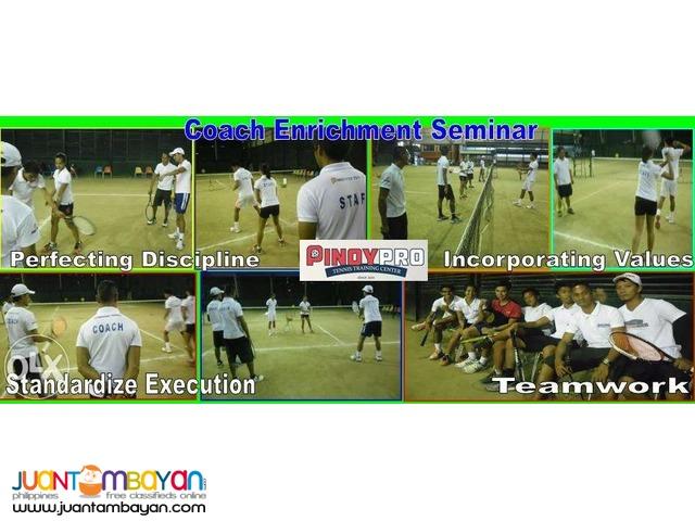 Tennis Lesson Makati Area