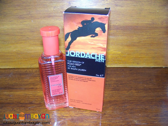 P1033 Polo Red by Jordache Parfum for men.