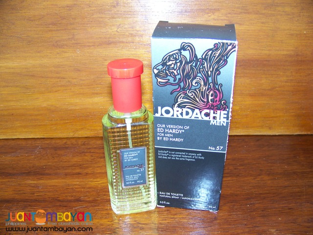 P1035 Ed Hardy for Men by Jordache Parfum for Men from USA