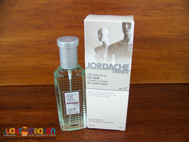P1038 CK One for men by Jordache Parfum for men from USA